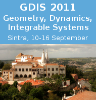 [Geometry, Dynamics, Integrable Systems — GDIS 2011]